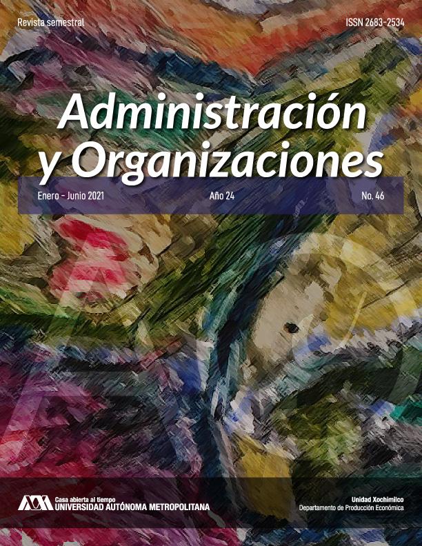 Administración y Organizaciones 46